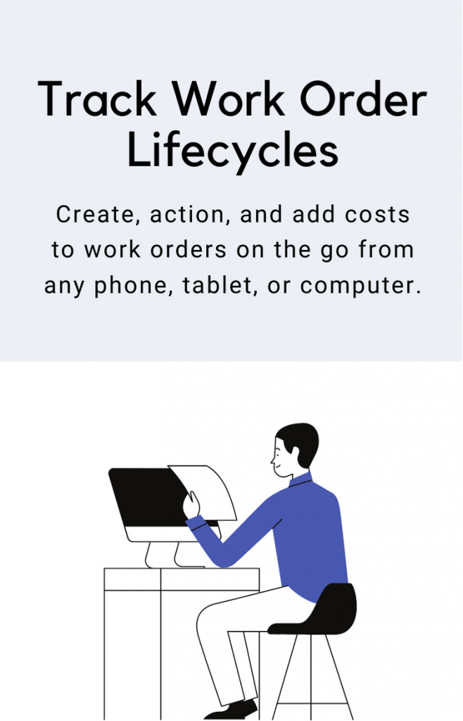 Learn more about tracking work order lifecycles