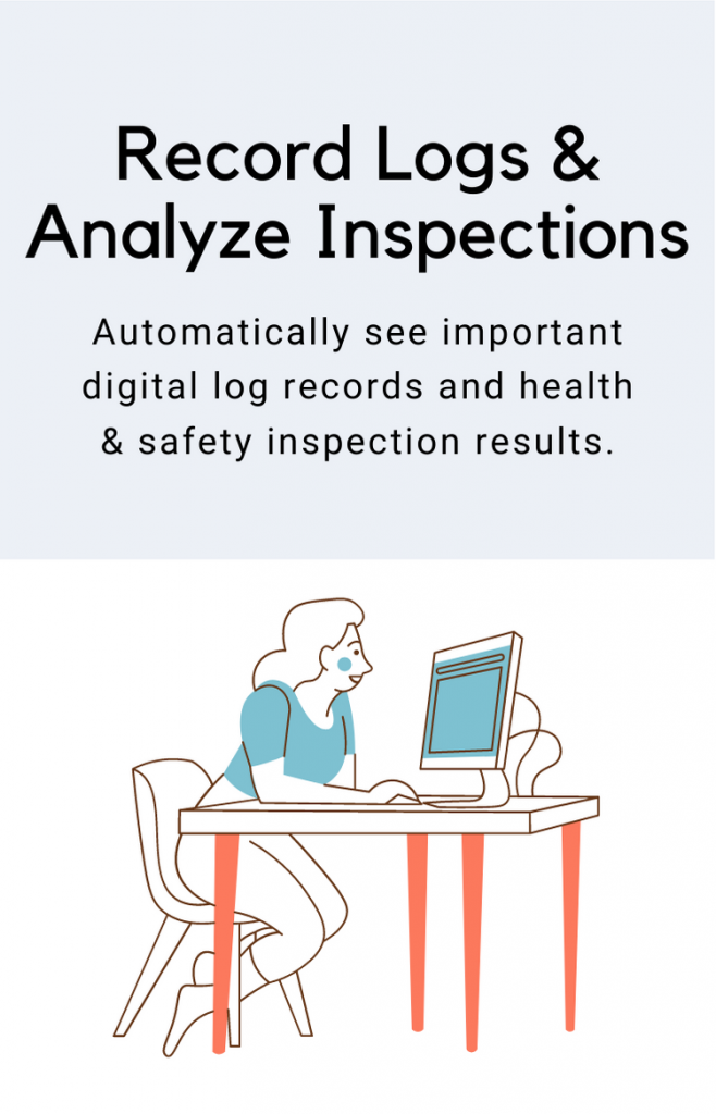 Learn more about record logs and analyzing inspections