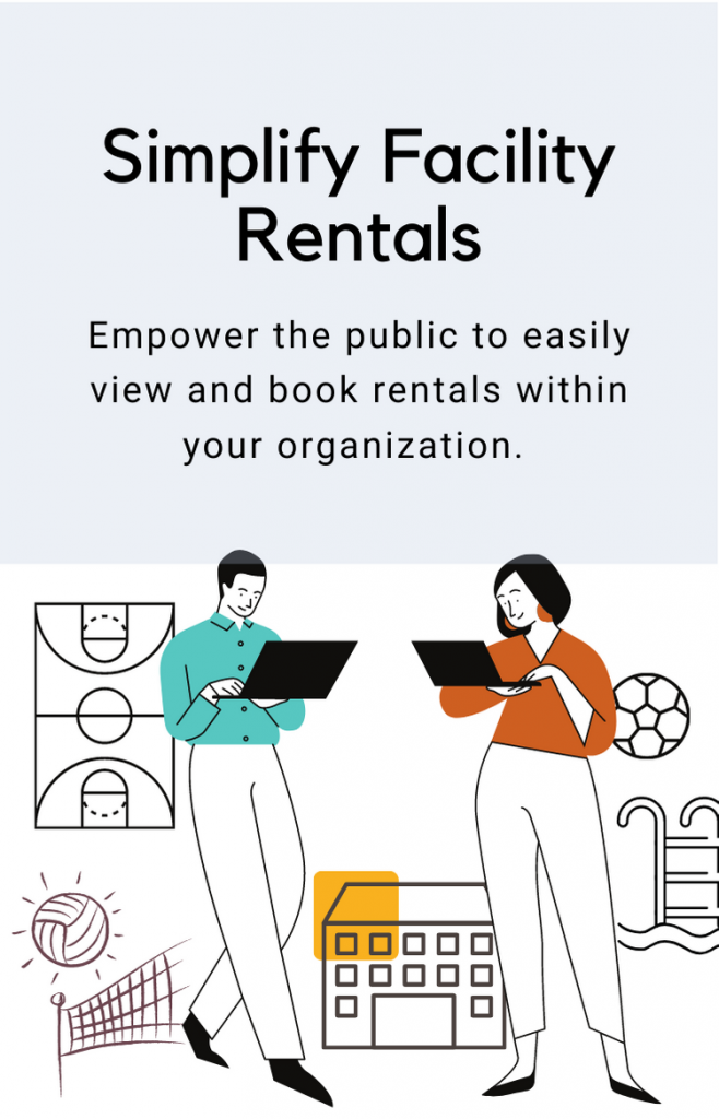 Learn more about facility rentals